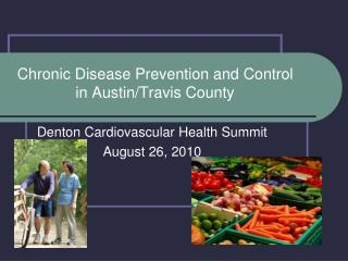 Endless Disease Prevention and Control in AustinTravis County