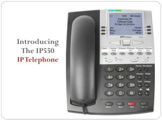 Things you ought to think around an IP Telephone framework