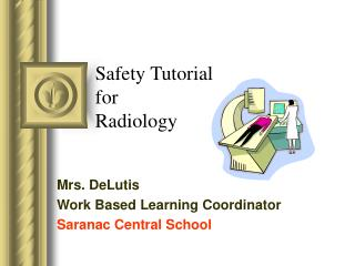 Security Tutorial for Radiology