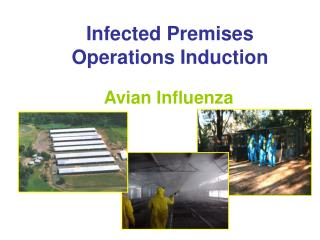 Tainted Premises Operations Induction