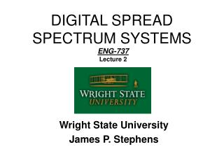 Advanced SPREAD SPECTRUM SYSTEMS