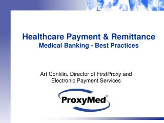 Social insurance Payment Remittance Medical Banking - Best Practices