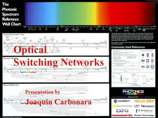 Optical Switching Networks
