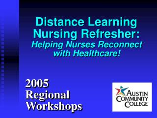 Separation Learning Nursing Refresher: Helping Nurses Reconnect ...