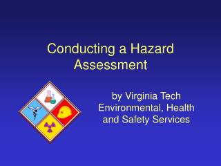 Leading a Hazard Assessment