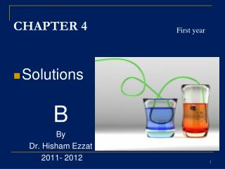 Arrangements B By Dr. Hisham Ezzat 2011-2012