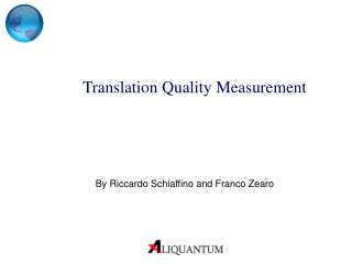 Interpretation Quality Measurement