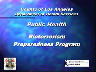 District of Los Angeles Department of Health Services