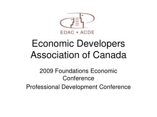 Financial Developers Association of Canada