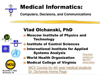 Therapeutic Informatics: