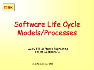 Programming Life Cycle Models