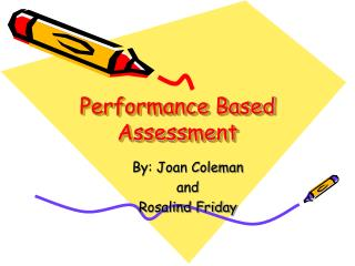 Execution Based Assessment