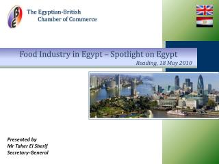 Nourishment Industry in Egypt