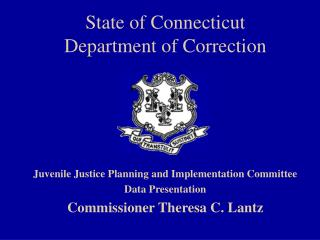 Condition of Connecticut Department of Correction