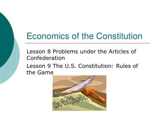 Financial aspects of the Constitution